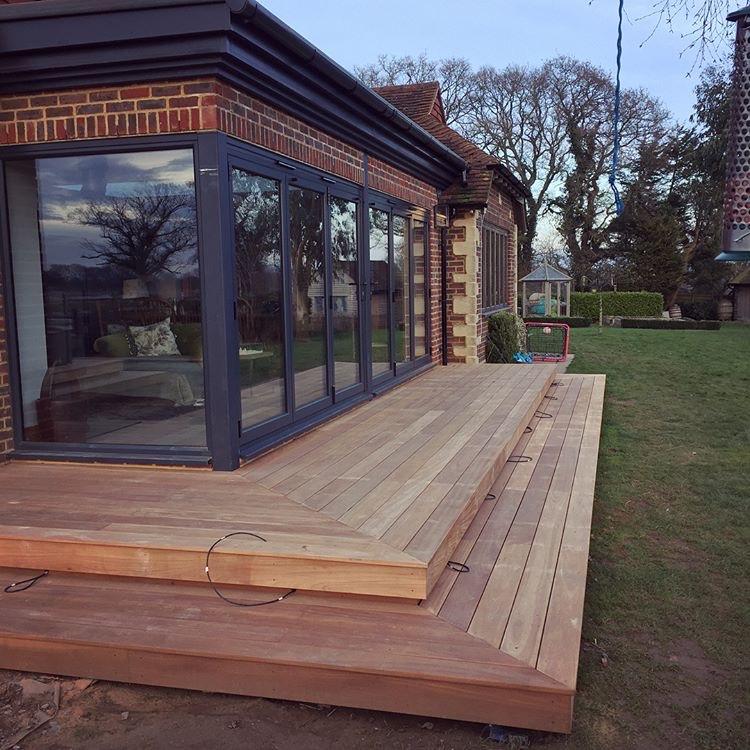 Carpentry – Decking